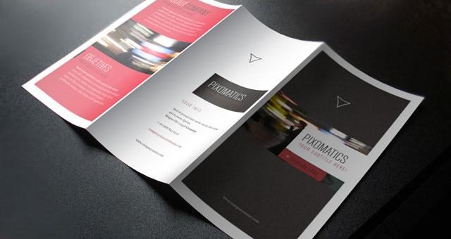 泰州三折页宣传页设计制作价格