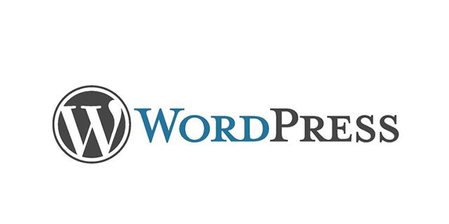 用Wordpress搭建泰州网站
