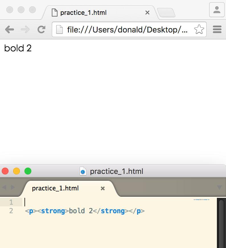 泰州网站建设教程:<b>和<strong>有什么区别?