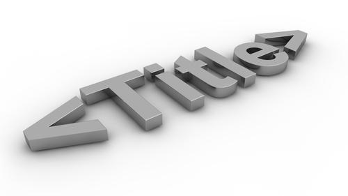 网站优化教程:超链接a标签中加入title属性有利于SEO么?