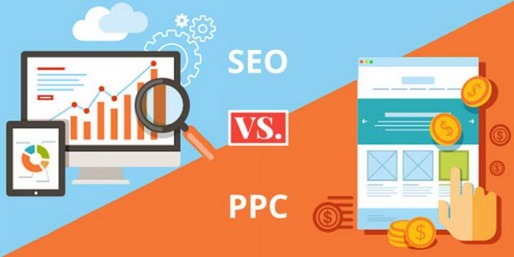 SEO搜索引擎优化vs PPC每次点击付费
