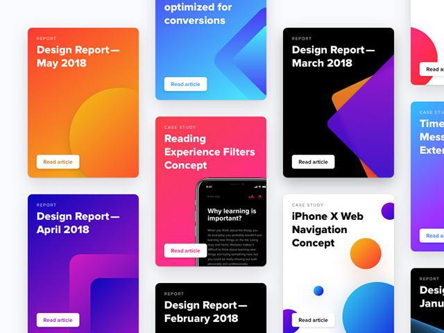 """019年下半年网页设计流行趋势:UI设计和UX设计的区别是什么"""""""