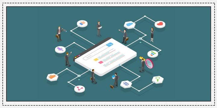 网站通过站群霸屏的方式来获取百度流量可行么?插图