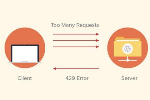 更新WordPress时提醒:下载失败。Too Many Requests,这个429错误问题如何解决?