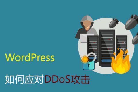 WordPressbeplay手机端如何预防和阻止DDoS攻击?