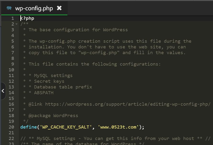 宝塔服务器下安装了Memcached后,多个Wordpress网站无法打开的解决方法